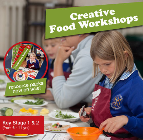 Creative Food Workshops