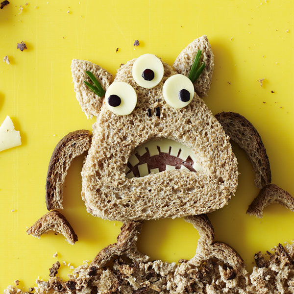 funky lunch creative food gallery