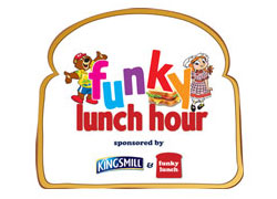 Funky Lunch Hour with Haven, Kingsmill and Funky Lunch